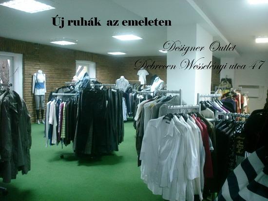 017eb4a6d4d6 Designer Outlet – márkás ruha, használt ruha - Debrecen